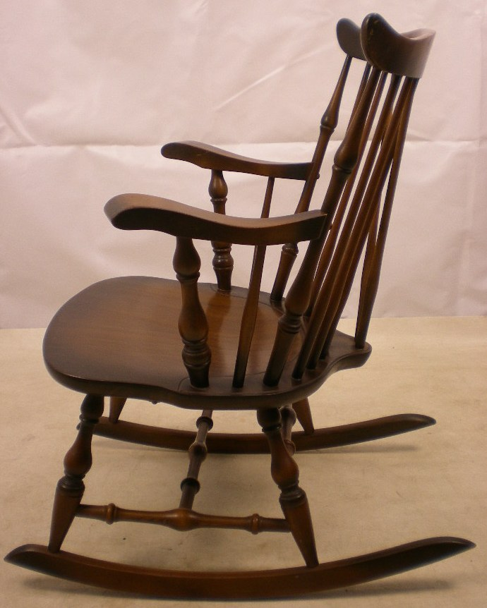 Windsor Elm Rocking Chair